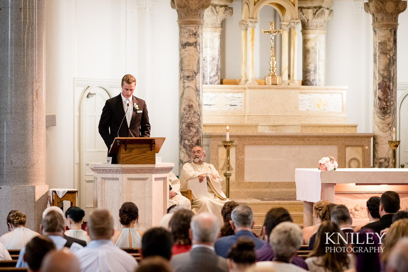 027 - Canandiagua NY wedding pictures - St Marys church ceremony - XT2B1696.jpg