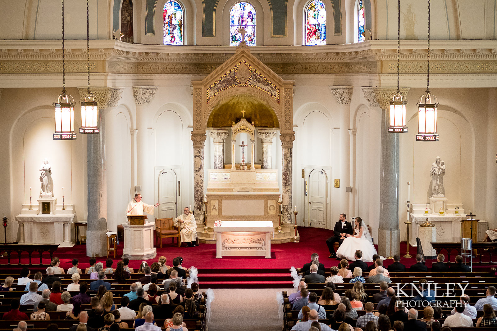029 - Canandiagua NY wedding pictures - St Marys church ceremony - XT2A2081.jpg