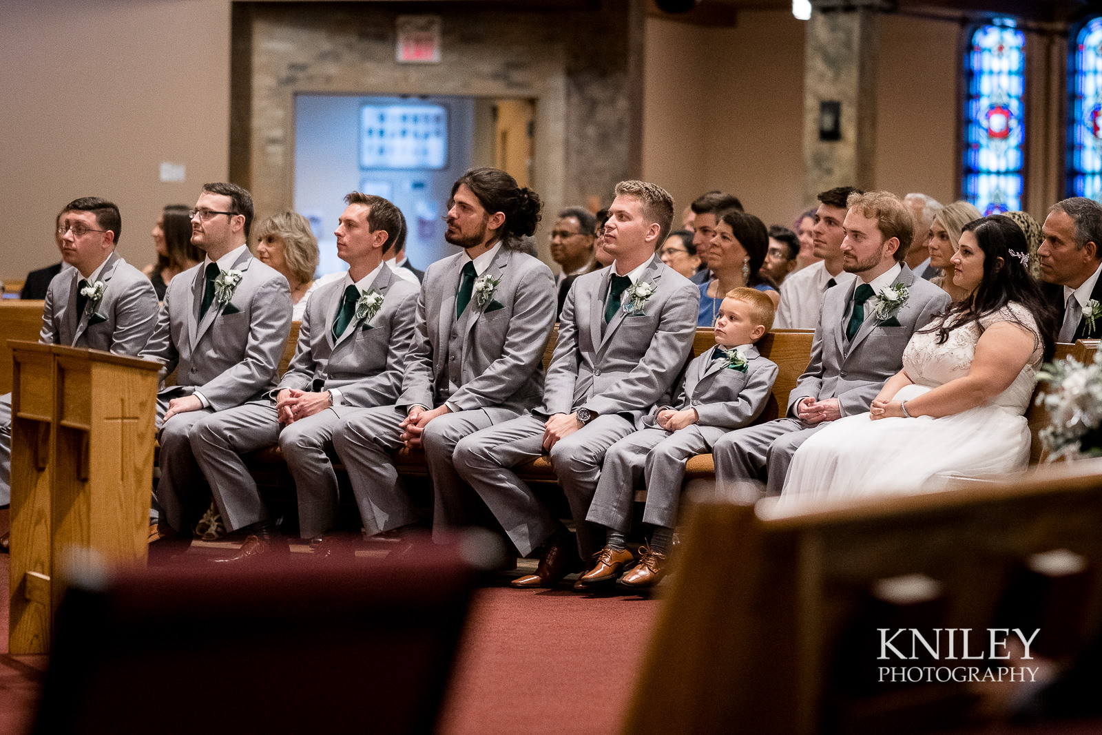 051 - Rochester NY wedding pictures - Church of the Assumption - Fairport NY - XT2A3866.jpg
