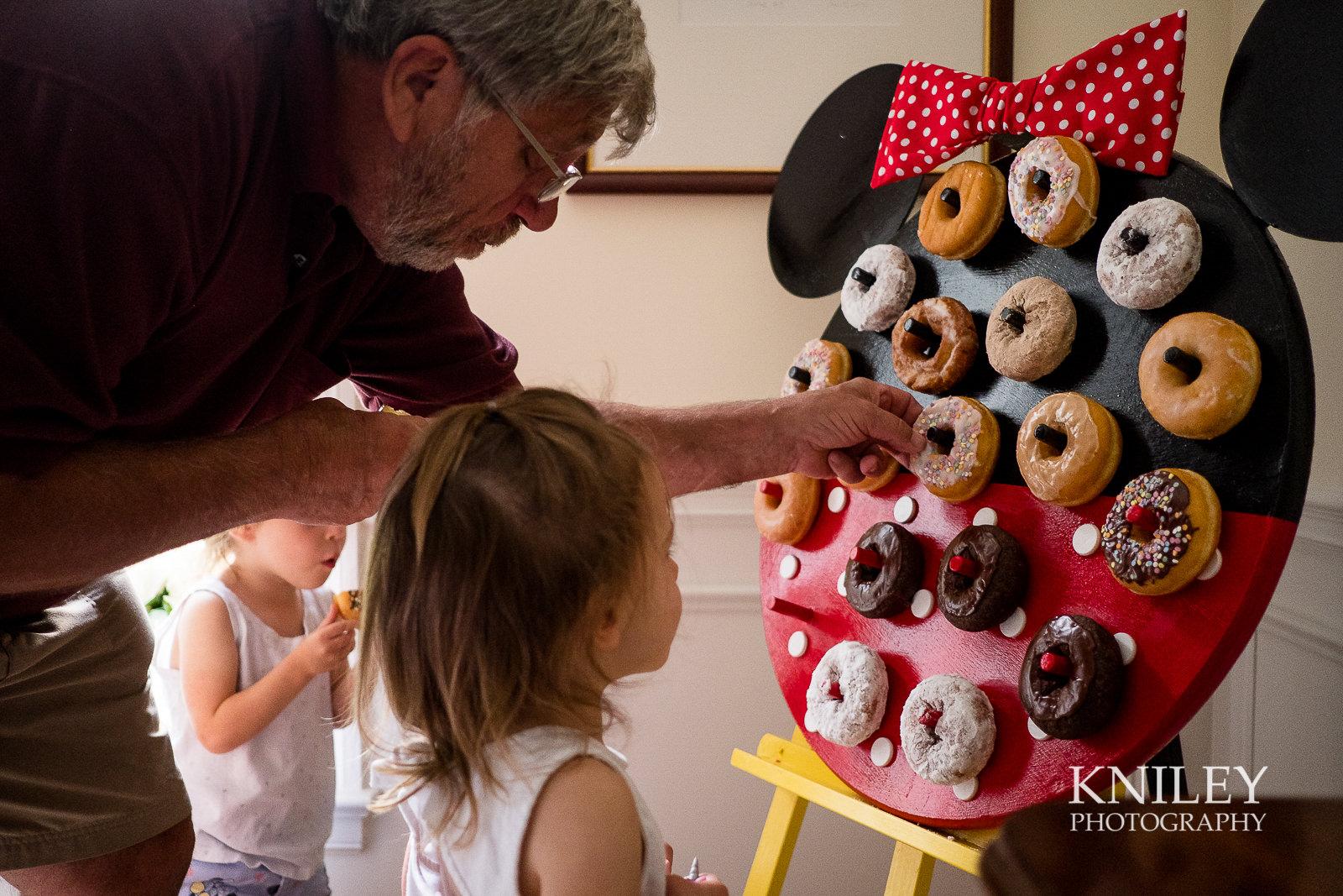 177 - Doughnut Wall - Family brunch after wedding - Rochester NY - XT2B7944.jpg