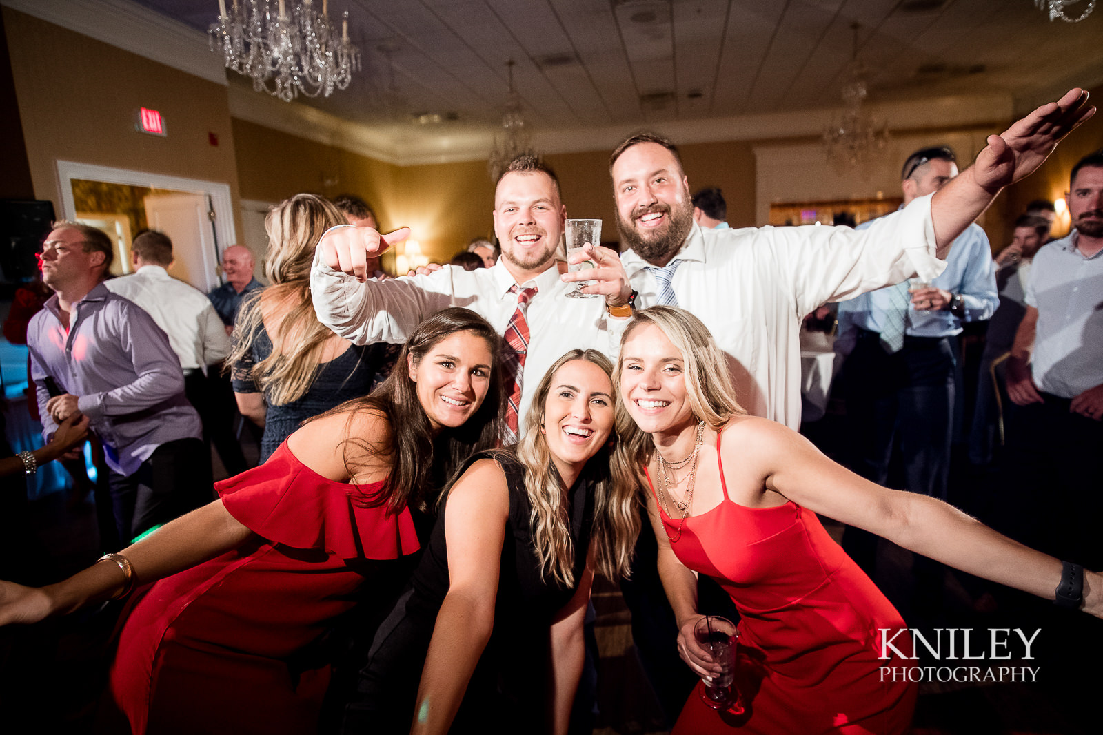 120 - Buffalo NY wedding pictures - Sean Patrick Restaurant Wedding Reception - Getzville - XT2A7872.jpg
