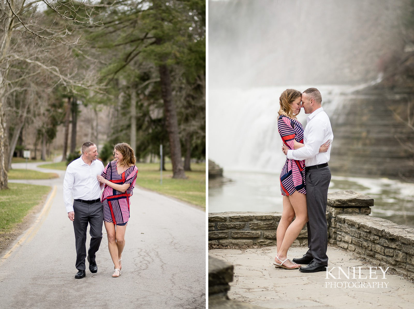 023 - Letchworth State Park engagement picture collage 7.jpg