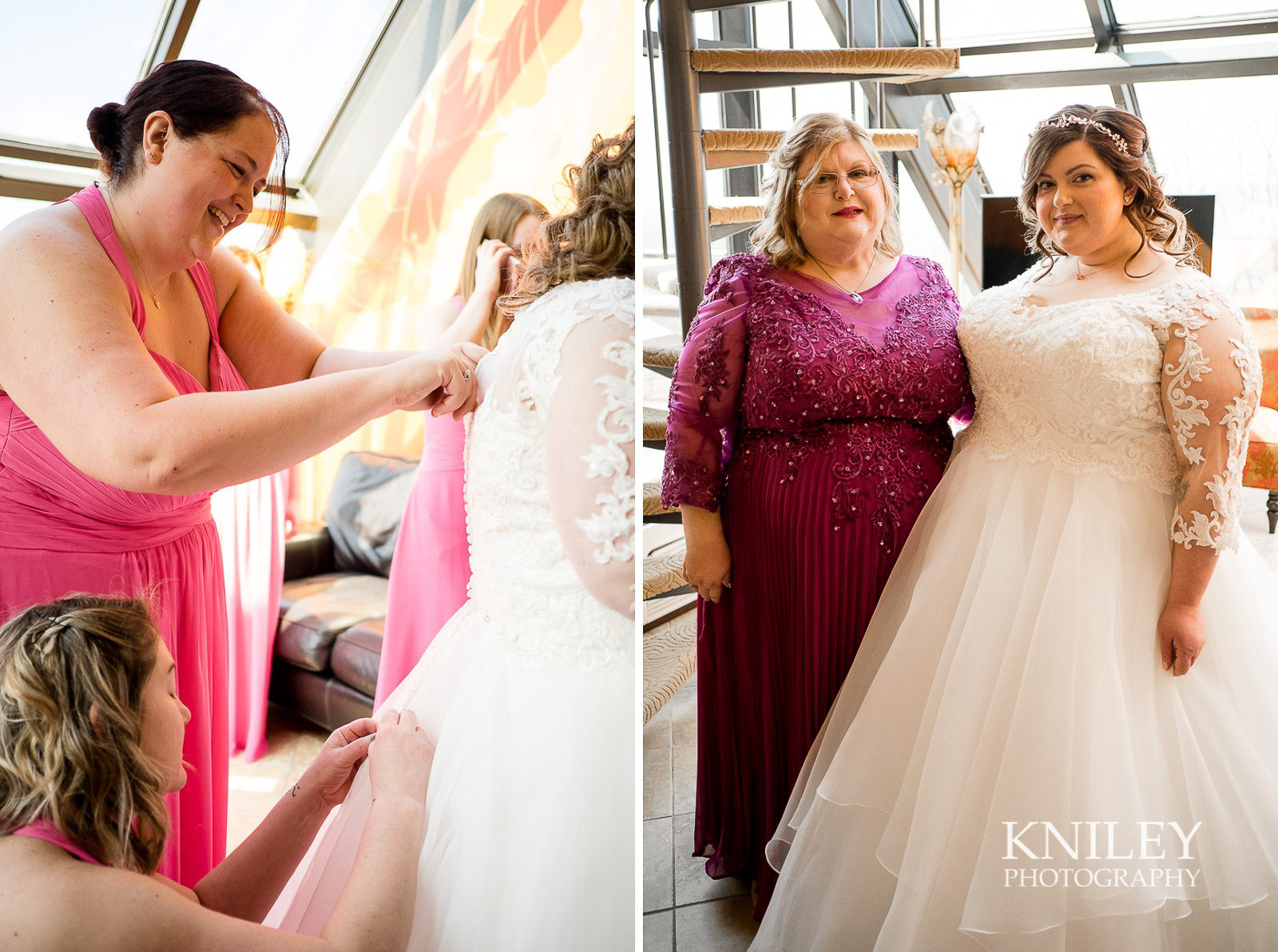 010 - Woodcliff Hotel - Rochester NY wedding photo - Kniley Photography.jpg