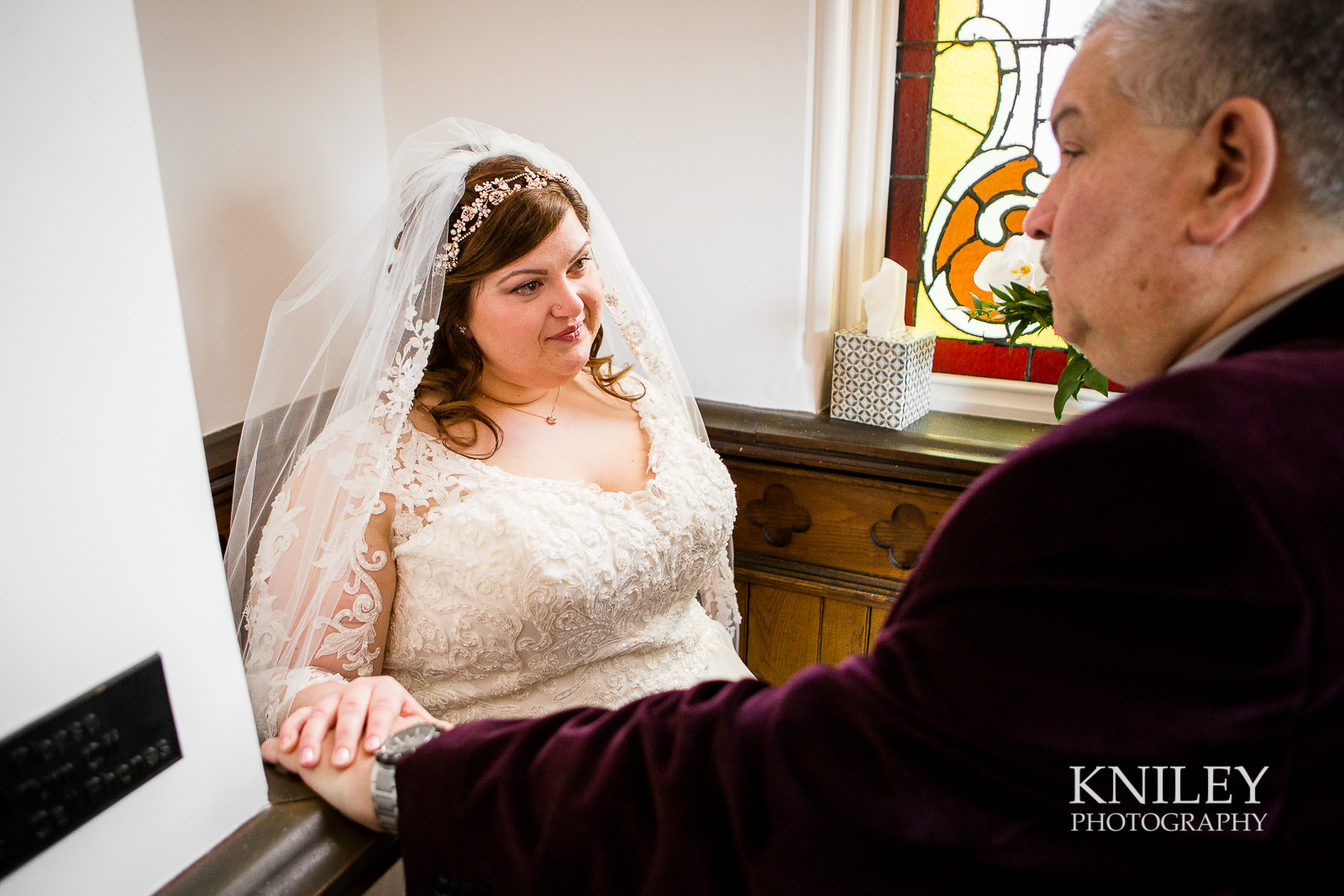 027 - Westminster Chapel - Rochester NY wedding photo - Kniley Photography.jpg