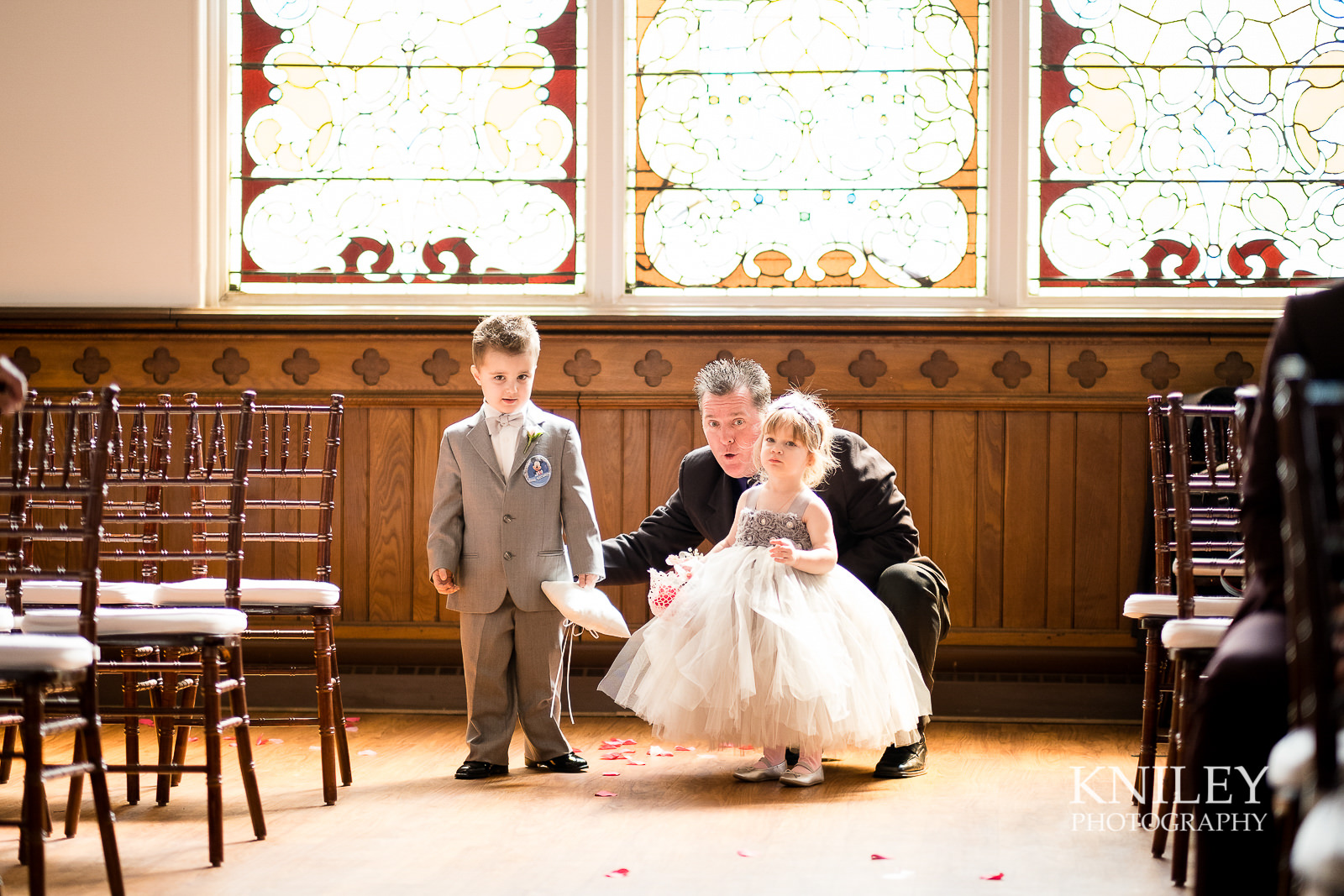031 - Westminster Chapel - Rochester NY wedding photo - Kniley Photography.jpg