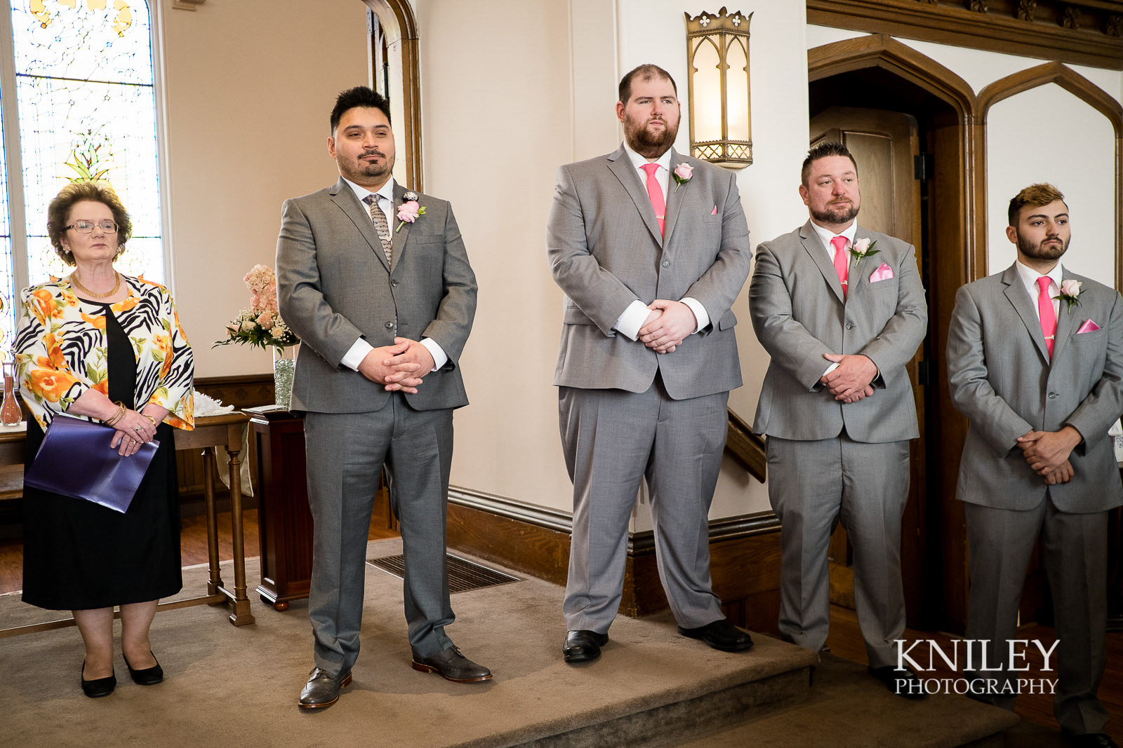 033 - Westminster Chapel - Rochester NY wedding photo - Kniley Photography.jpg