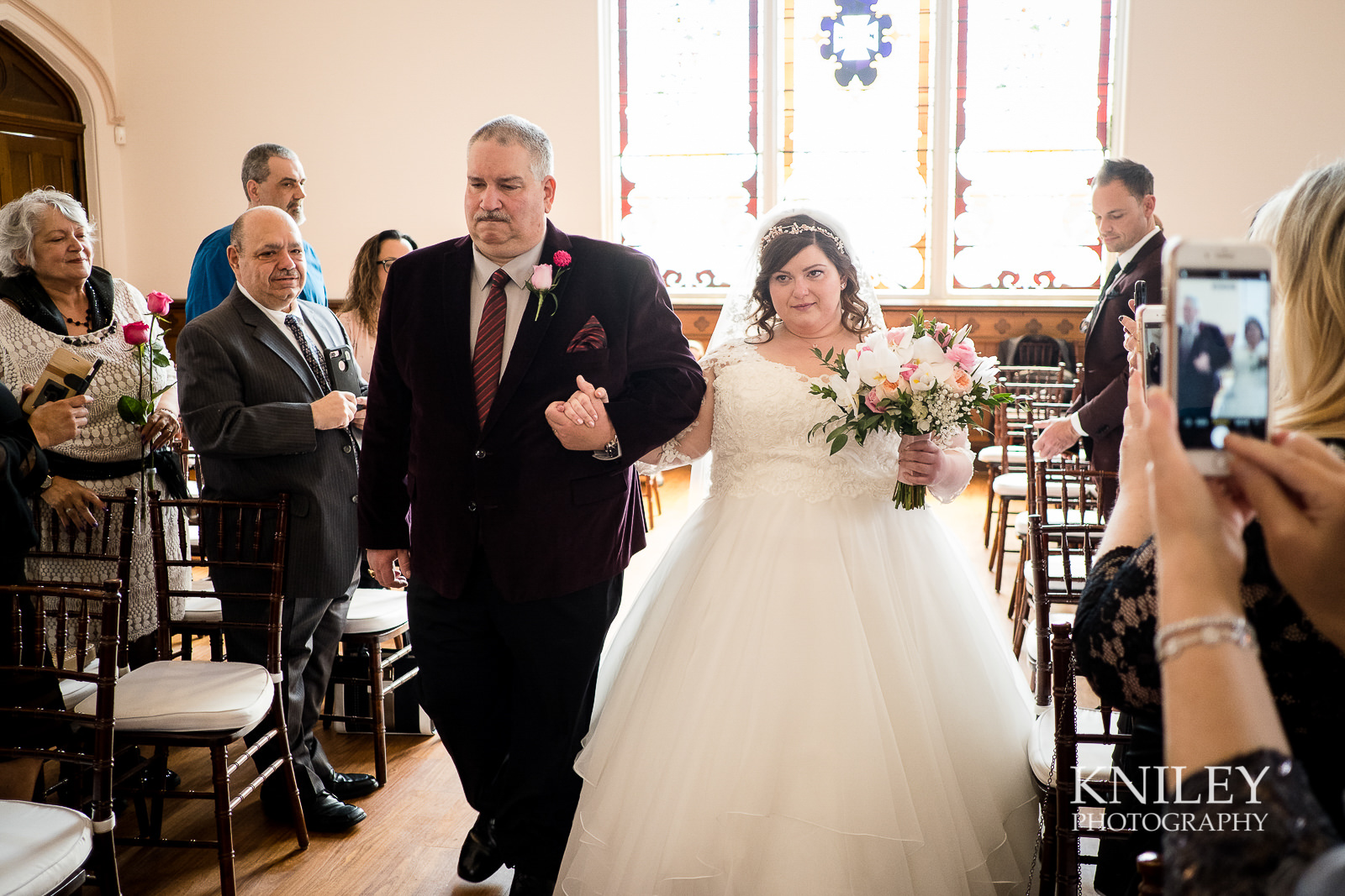 034 - Westminster Chapel - Rochester NY wedding photo - Kniley Photography.jpg