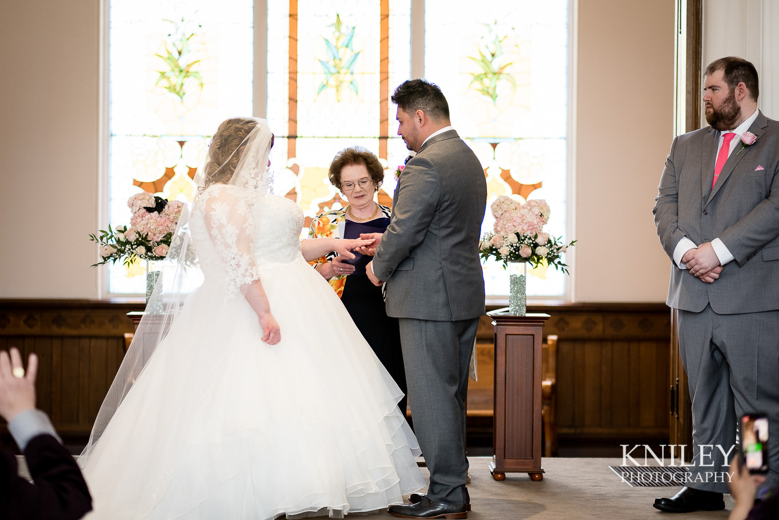 041 - Westminster Chapel - Rochester NY wedding photo - Kniley Photography.jpg