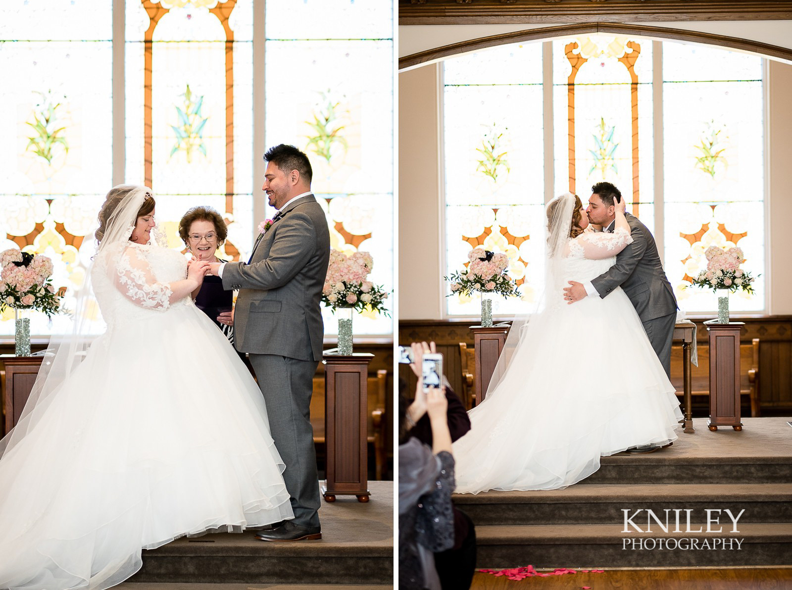 043 - Westminster Chapel - Rochester NY wedding photo - Kniley Photography.jpg