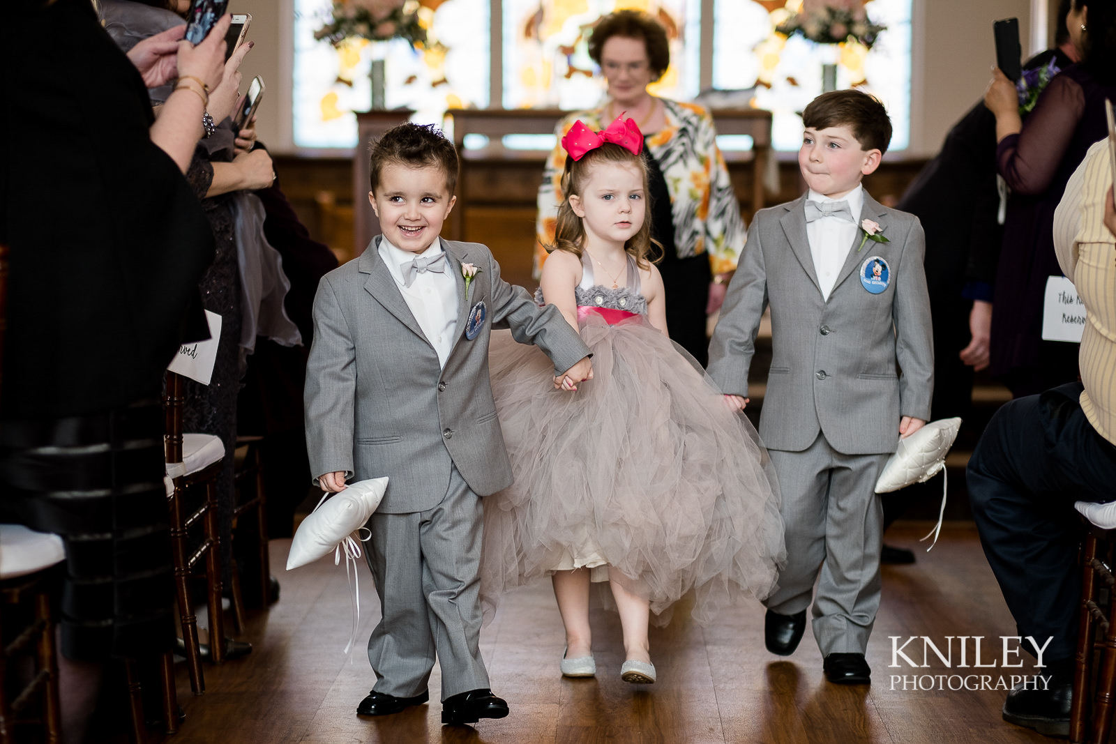 046 - Westminster Chapel - Rochester NY wedding photo - Kniley Photography.jpg