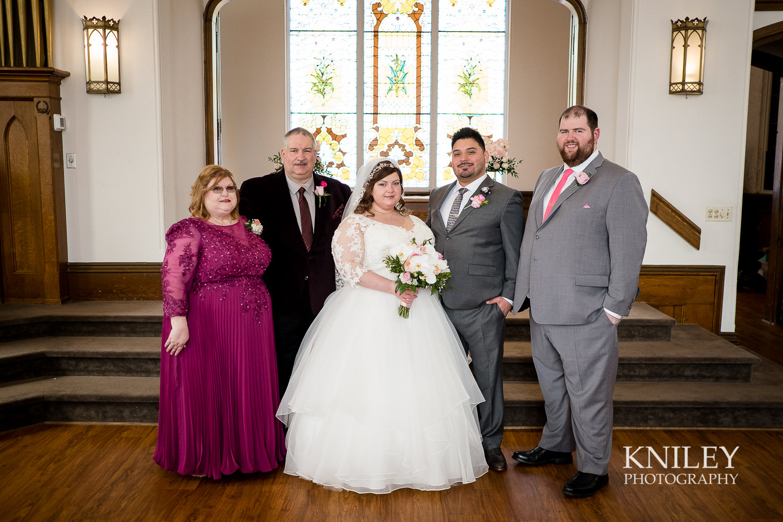 049 - Westminster Chapel - Rochester NY wedding photo - Kniley Photography.jpg