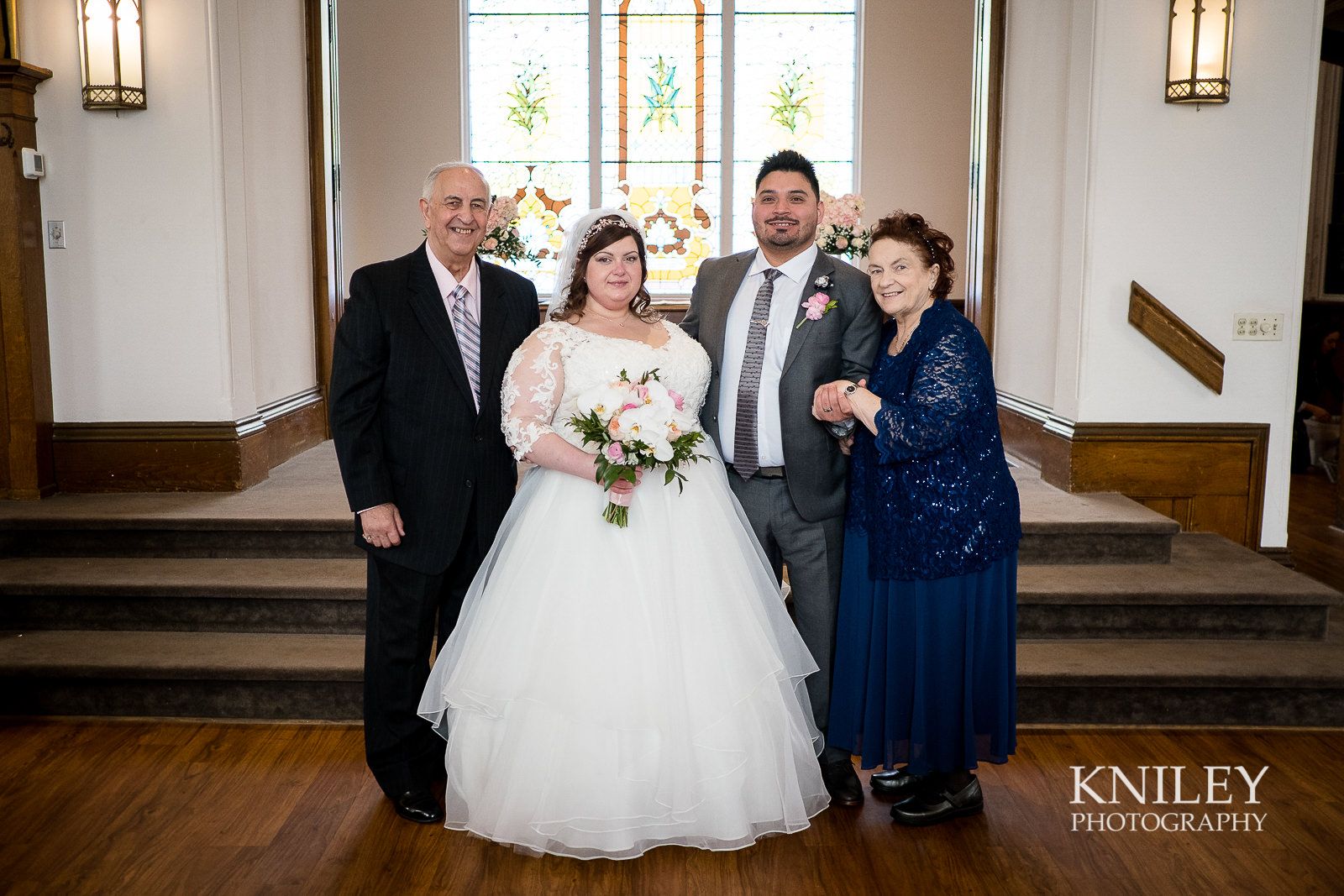 050 - Westminster Chapel - Rochester NY wedding photo - Kniley Photography.jpg