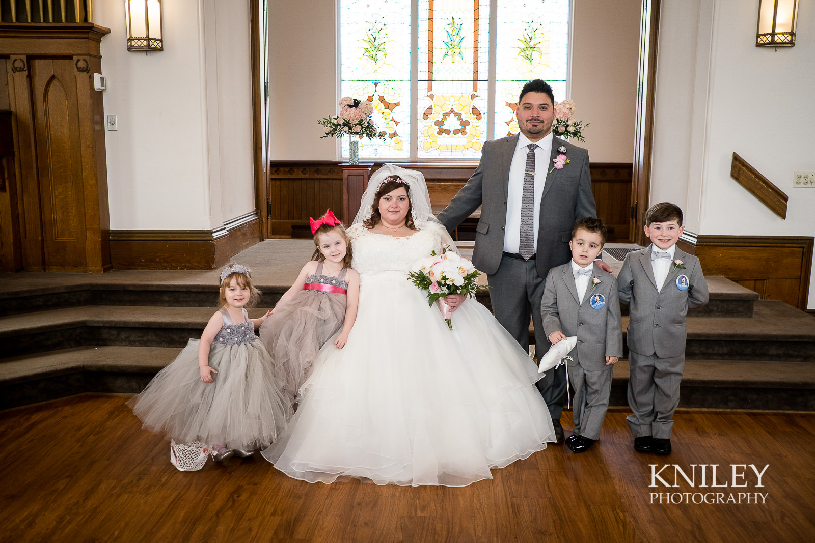 053 - Westminster Chapel - Rochester NY wedding photo - Kniley Photography.jpg