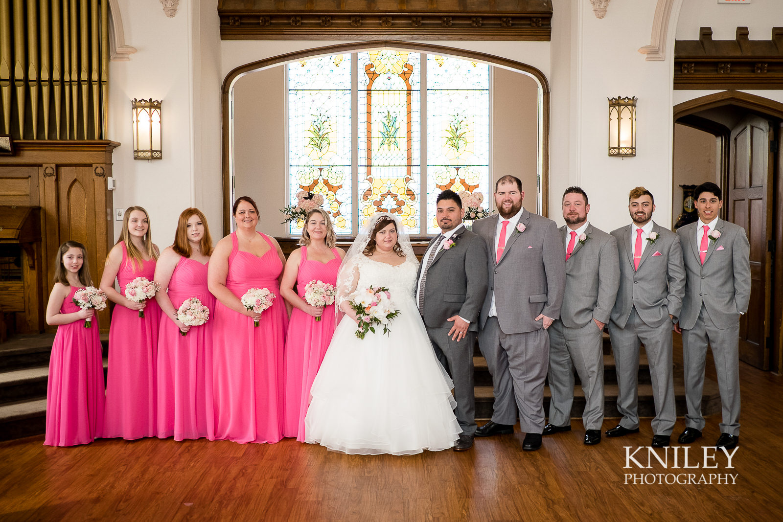 054 - Westminster Chapel - Rochester NY wedding photo - Kniley Photography.jpg