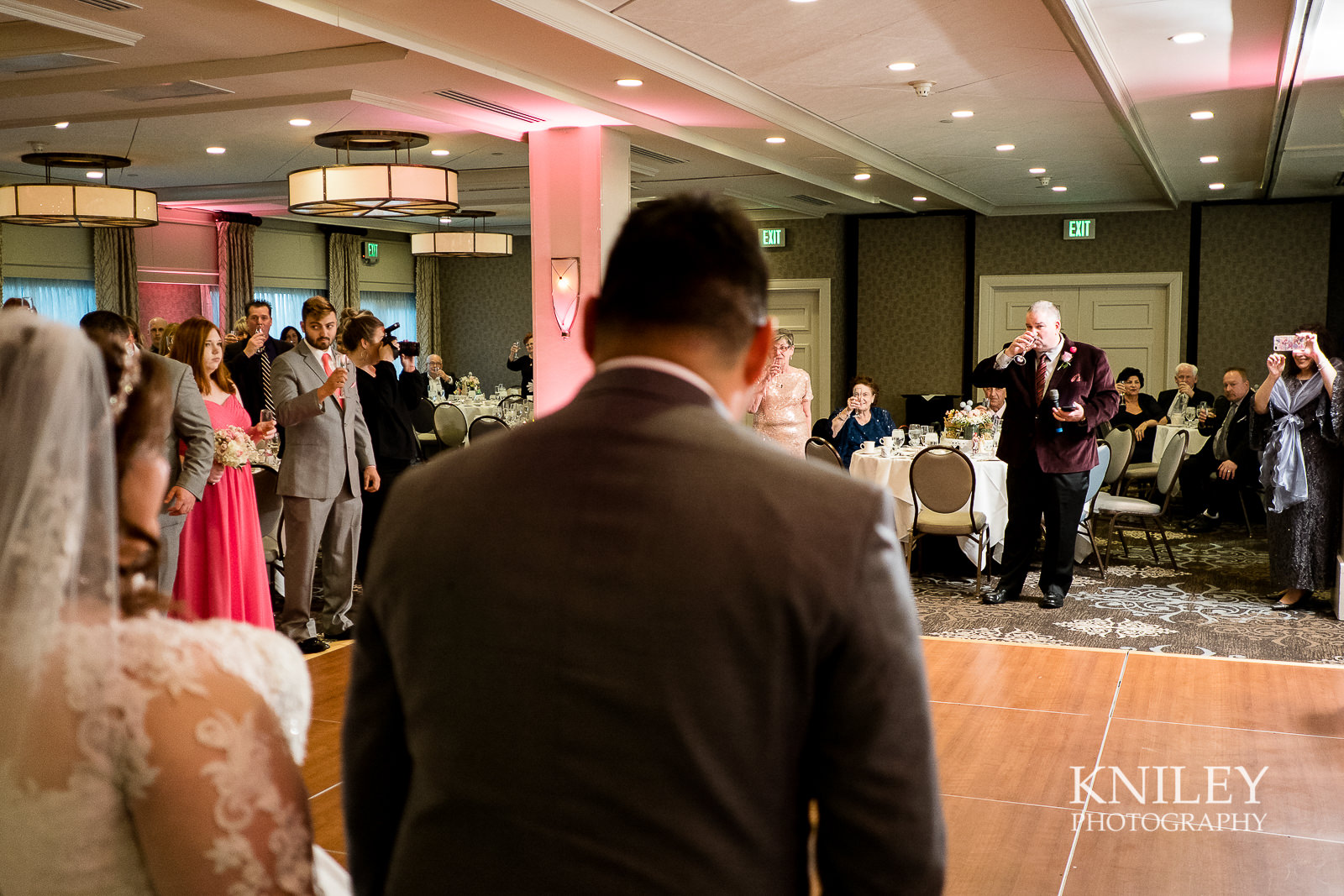 082 - Woodcliff Hotel - Rochester NY wedding photo - Kniley Photography.jpg