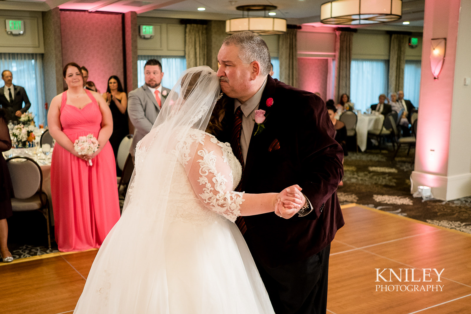 083 - Woodcliff Hotel - Rochester NY wedding photo - Kniley Photography.jpg