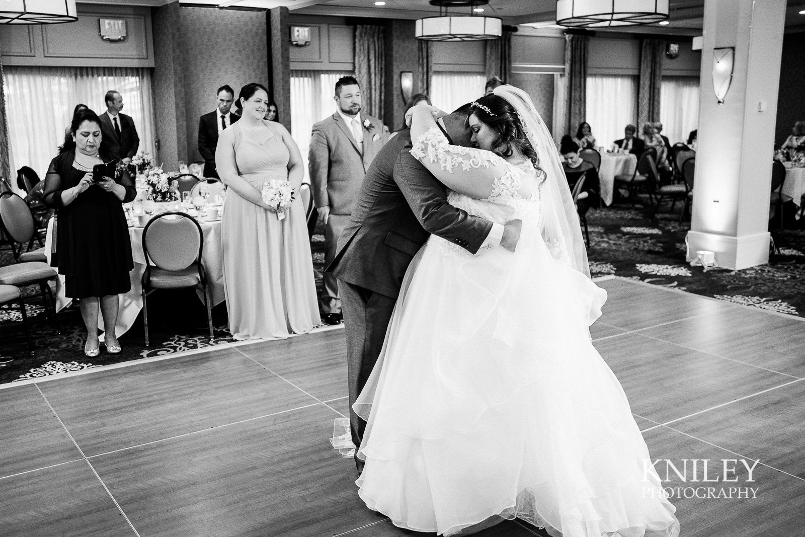 087 - Woodcliff Hotel - Rochester NY wedding photo - Kniley Photography.jpg