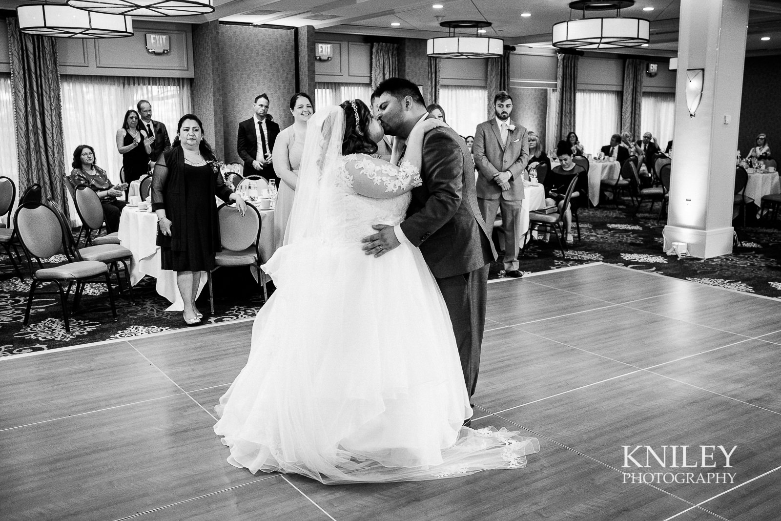 088 - Woodcliff Hotel - Rochester NY wedding photo - Kniley Photography.jpg