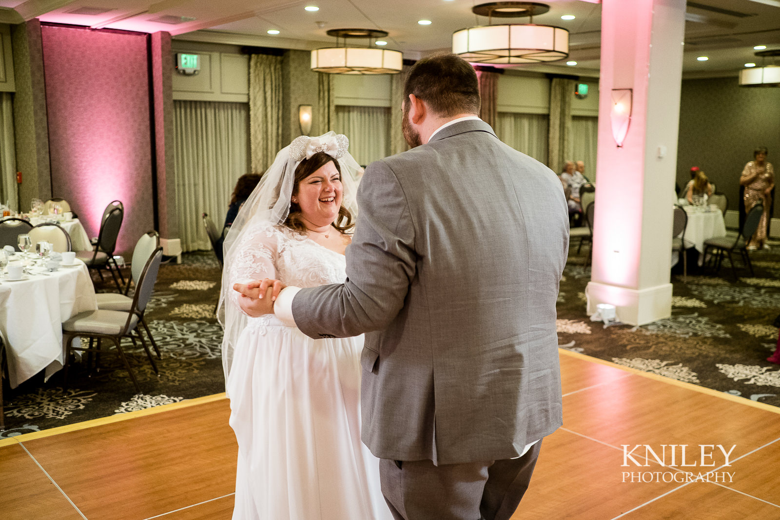 094 - Woodcliff Hotel - Rochester NY wedding photo - Kniley Photography.jpg