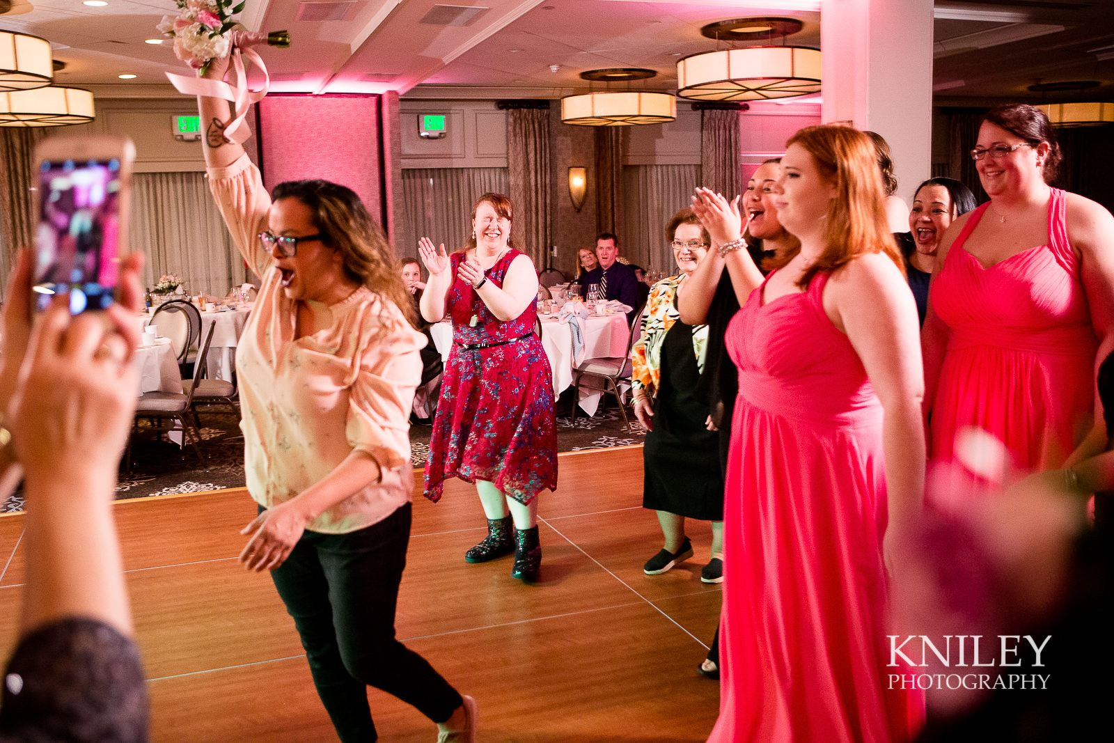 107 - Woodcliff Hotel - Rochester NY wedding photo - Kniley Photography.jpg