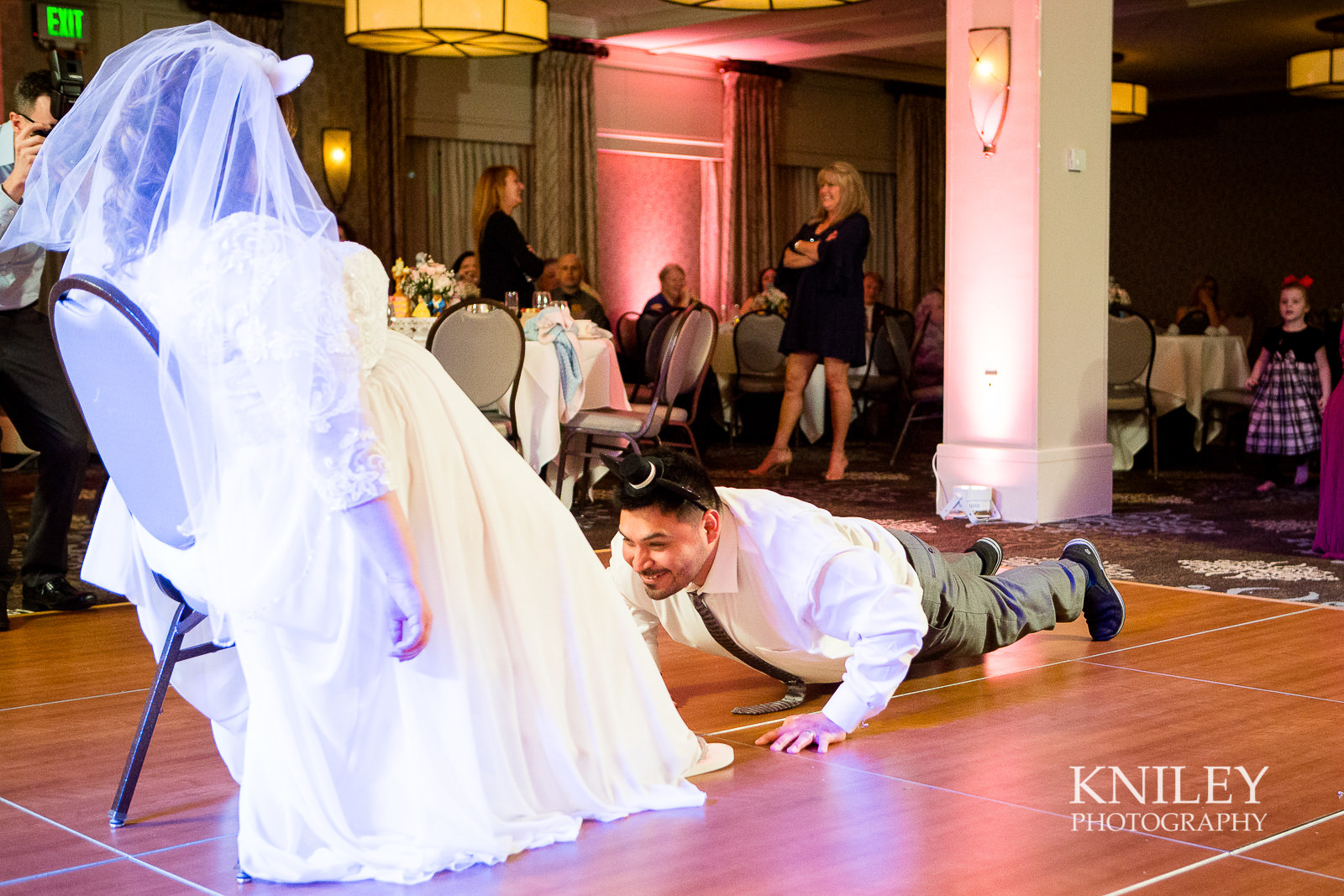 108 - Woodcliff Hotel - Rochester NY wedding photo - Kniley Photography.jpg
