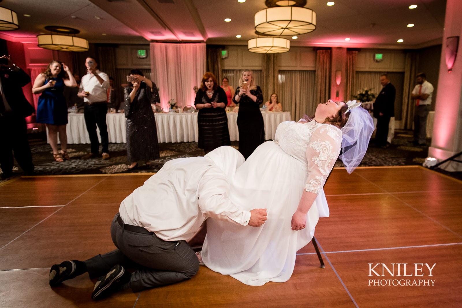 109 - Woodcliff Hotel - Rochester NY wedding photo - Kniley Photography.jpg