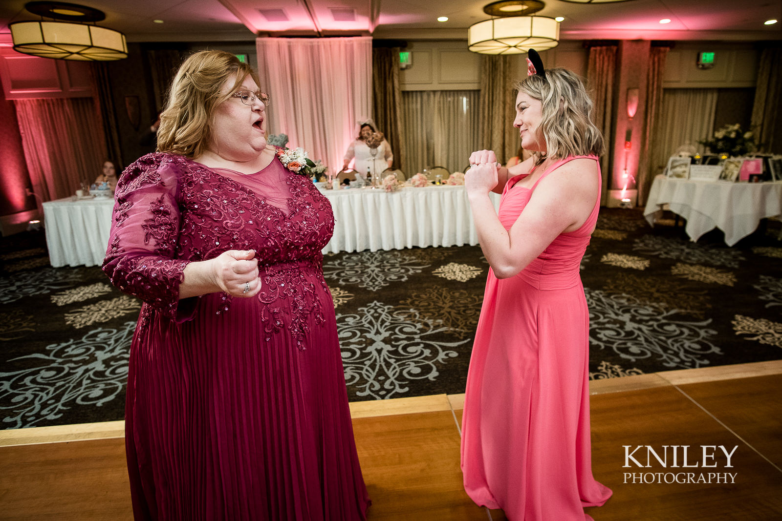 113 - Woodcliff Hotel - Rochester NY wedding photo - Kniley Photography.jpg