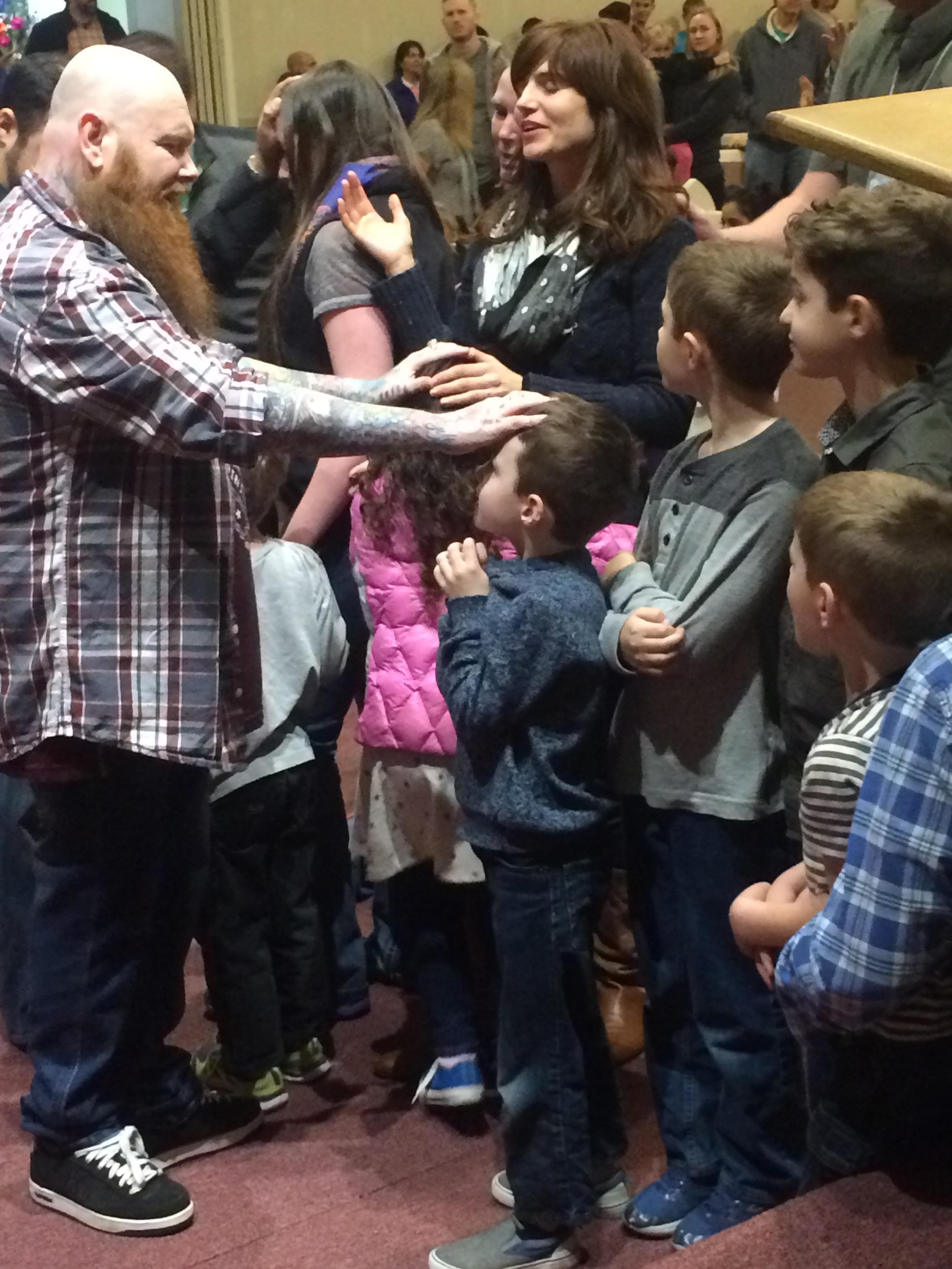 Todd Bentley Healing and Miracles Service Feb. 2016