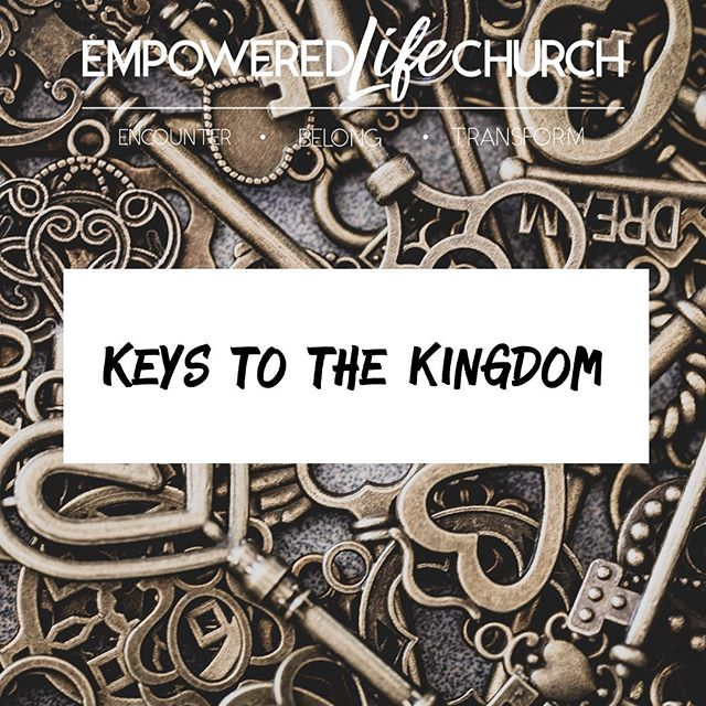Join us this Sunday as we continue the series in the original Jesus movement and what the Keys to the Kingdom are! Service starts at 10 am! Hope to see you there! 520 North Holly Street #originaljesusmovement#keystothekingdom#thissunday