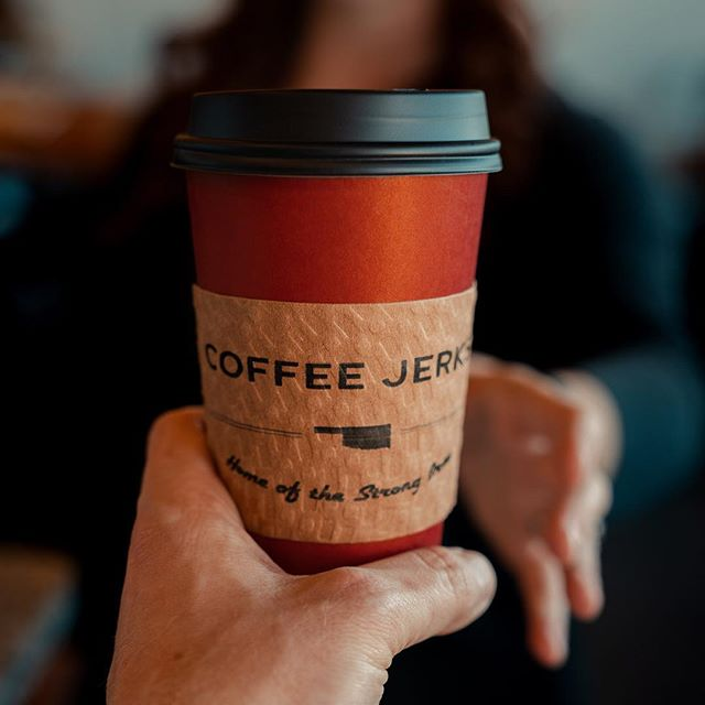 How do you like your coffee? I like mine black as midnight on a moonless night. ☕️
