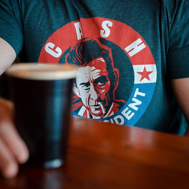 Nothing ruins your Wednesday like realizing it's Tuesday. Drink black coffee and listen to some Johnny Cash to power through the week!