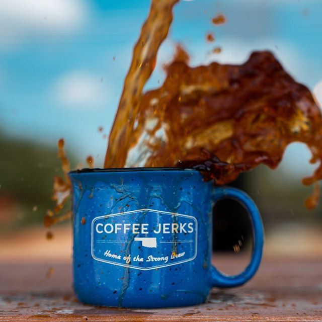 Make sure to enjoy #nationalcoffeeday the proper way with @coffeejerksokc
