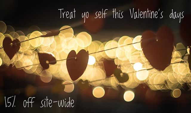 Don't forget to treat yo self!  Link in bio  Sale ends Feb 14th . . . . #treatyoself #sale #deals #valentinesday #love #leggings #wearableart #madeincanada #ethicalfashion #festivalfashion
