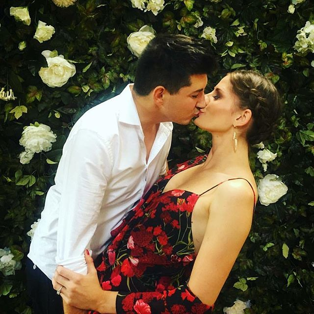 Happy Valentines lovers! We're excited to set up something special for these two in just over a week! 🌸💕#boutiquebackdrops #aucklandflowerwall #flowerwallauckland #valentine #couplegoals #aucklandweddings #sandshrimpgetshitched