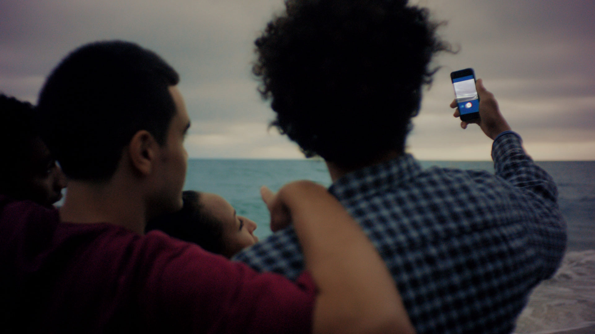 Skype Qik :70  • director: Ryan Simon