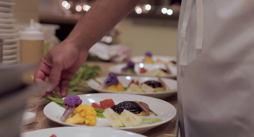 "Mignardise Restaurant ""Holiday Fête""  • director: Mike Benecke"
