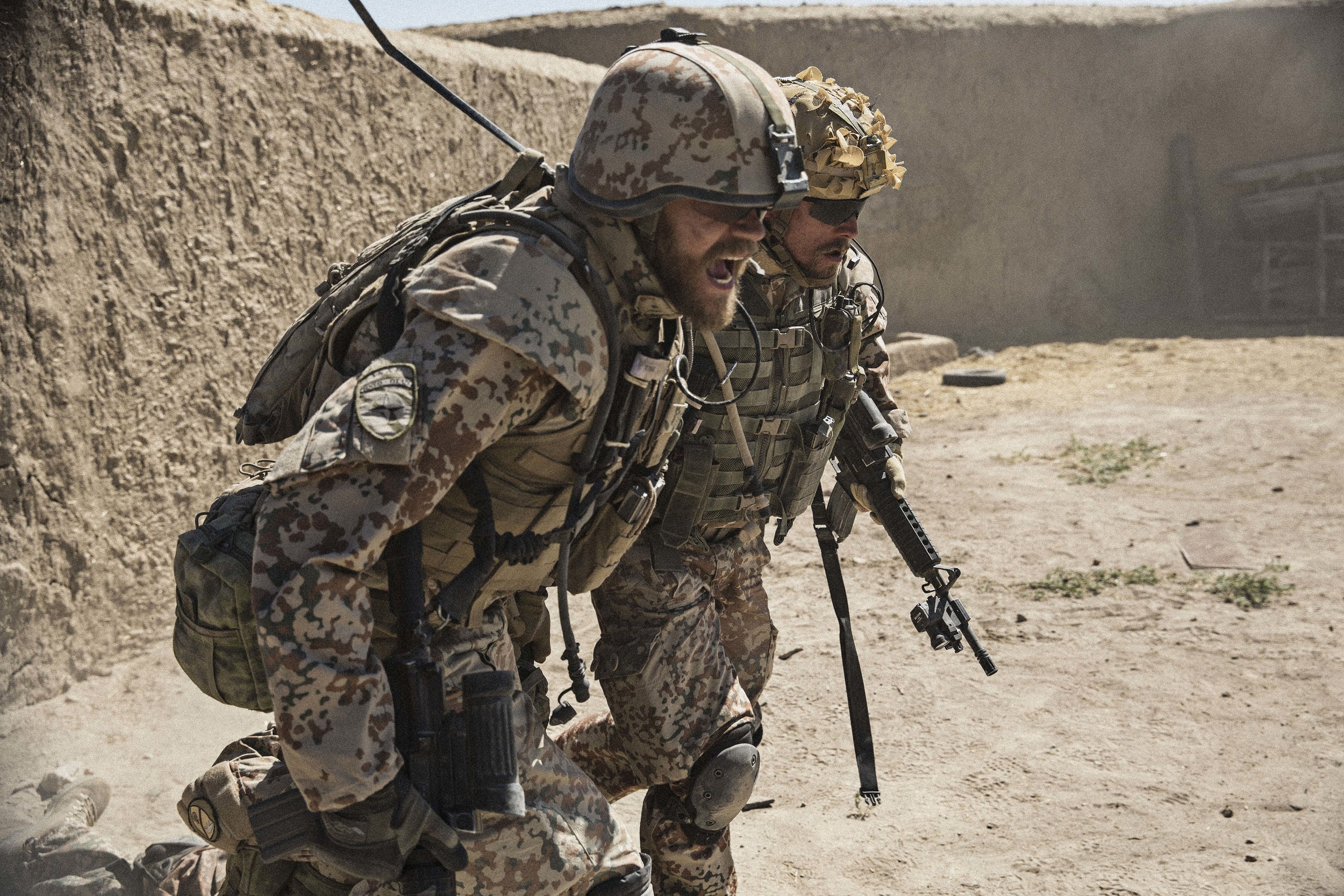 "Image from ""A War"" courtesy of Magnolia Pictures."