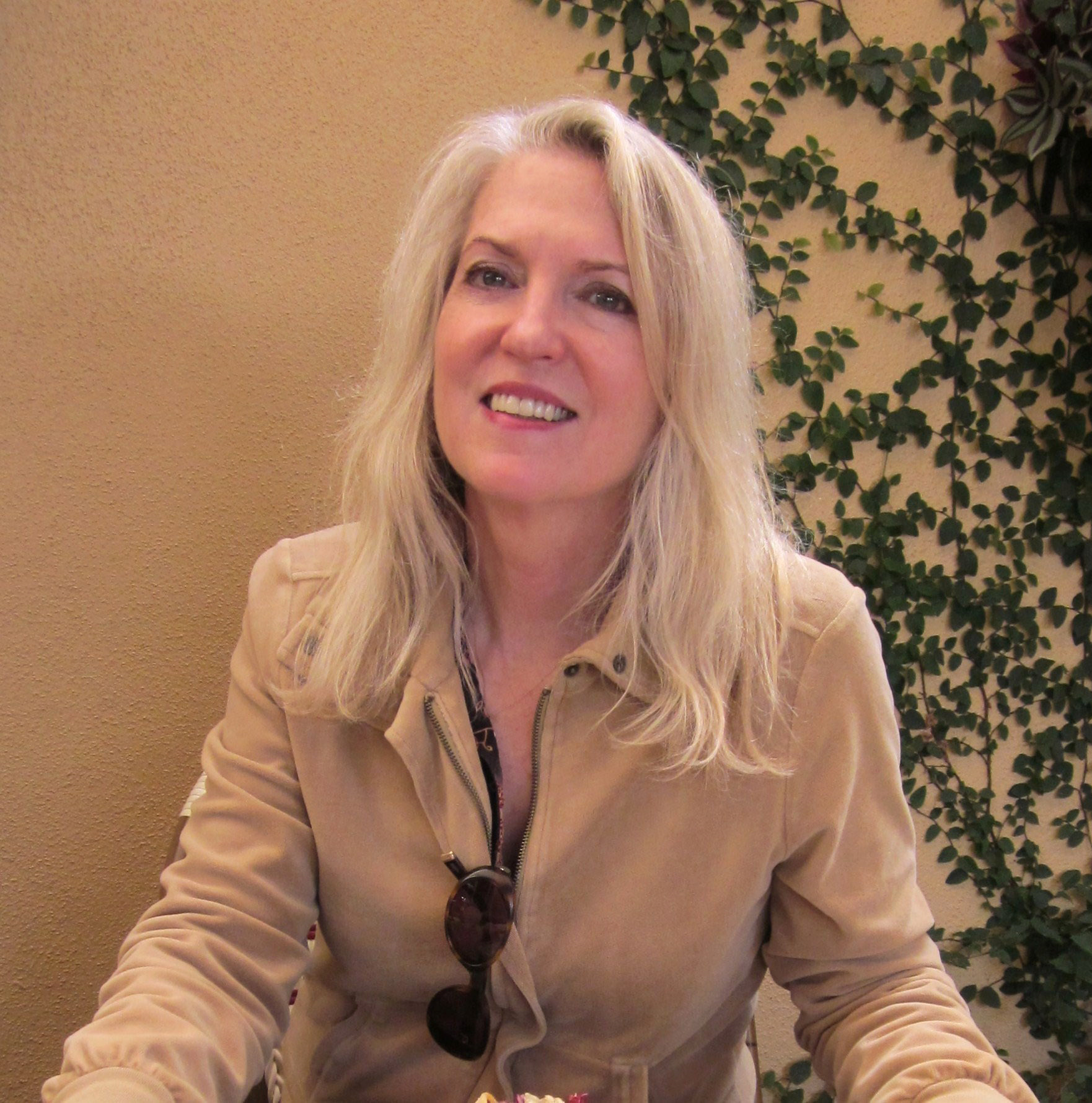 Screenwriter Lynn Esta Goldman