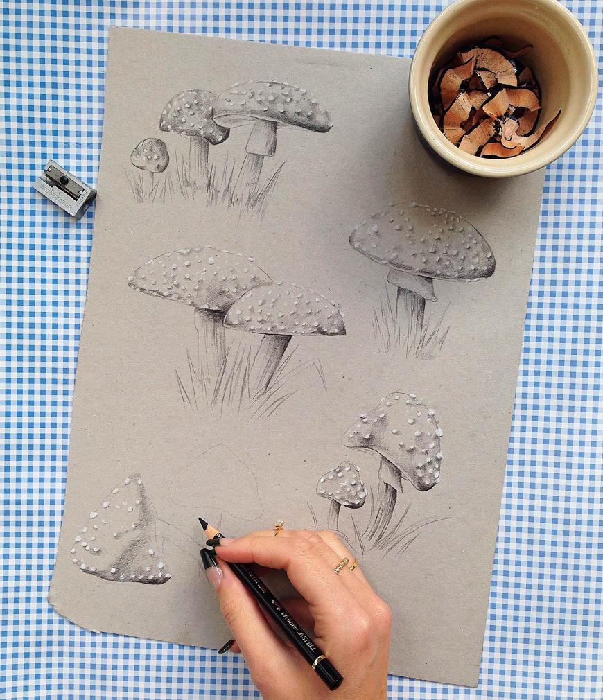 mushroom_Kelly_thompson_art_illustration_drawing_illustrator_blog.jpg