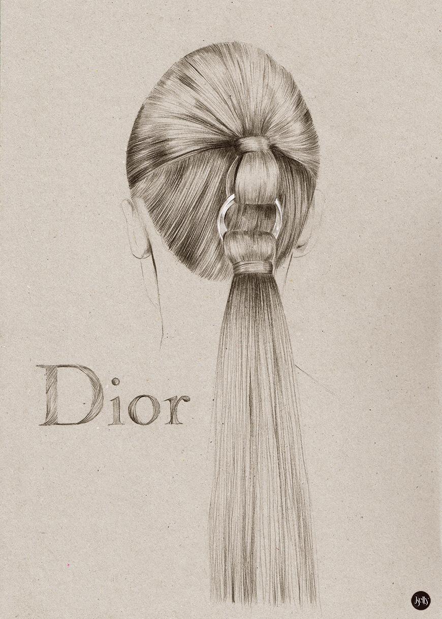 kelly_thompson_fashion_illustrator_fashion_illustration_blog_blogger_melbourne_dior_couture_ss15_hair_ponytail.jpg
