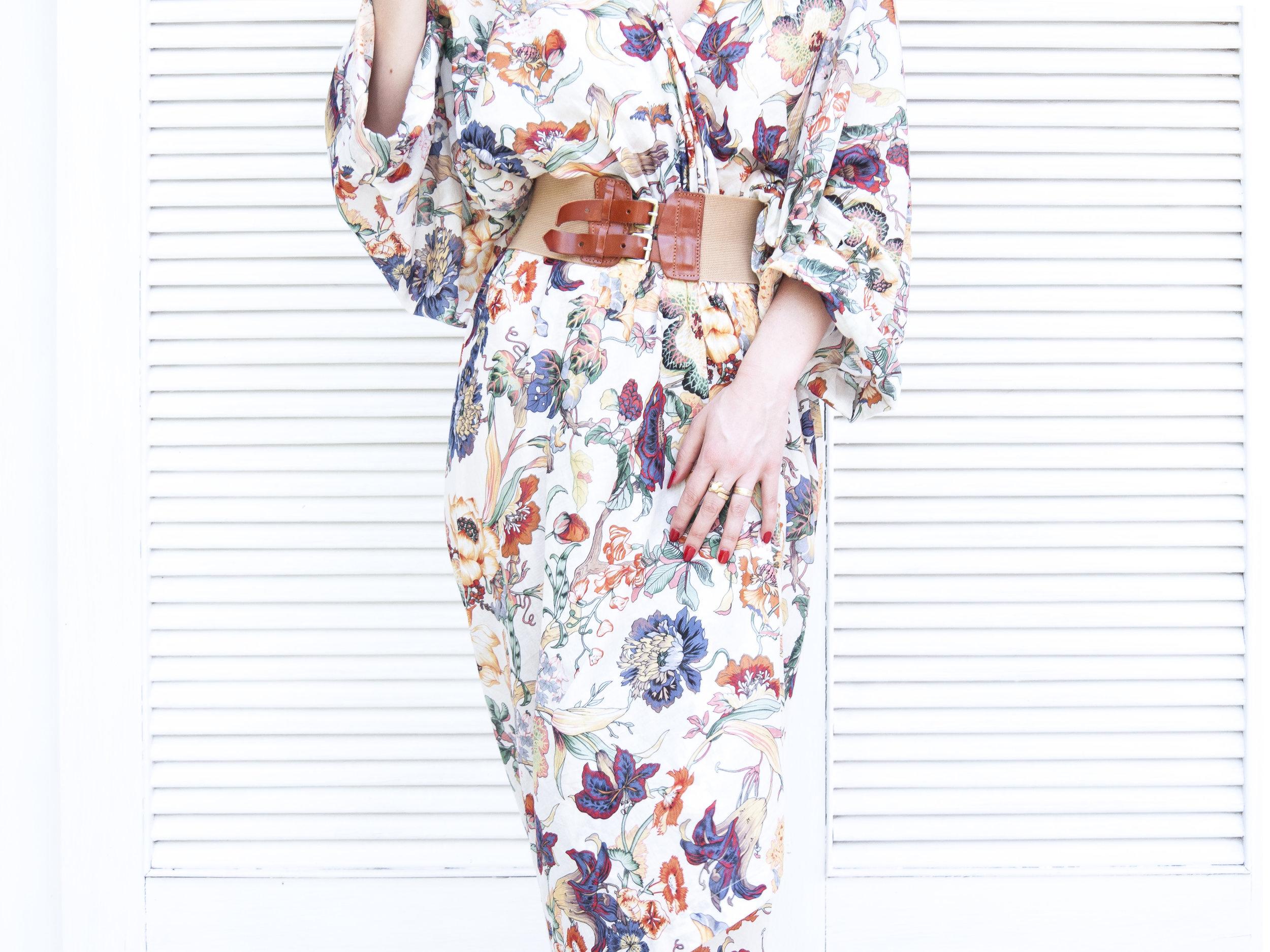 Kelly Thompson Illustration fashion blog Melbourne - Miss Crabb