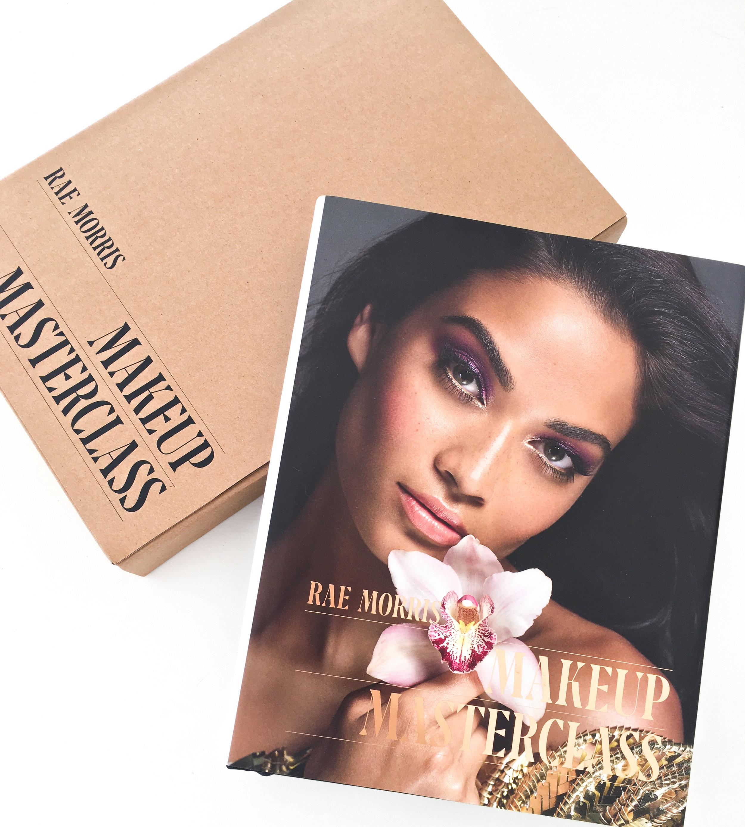 Kelly Thompson blog Melbourne Rae Morris Makeup Masterclass