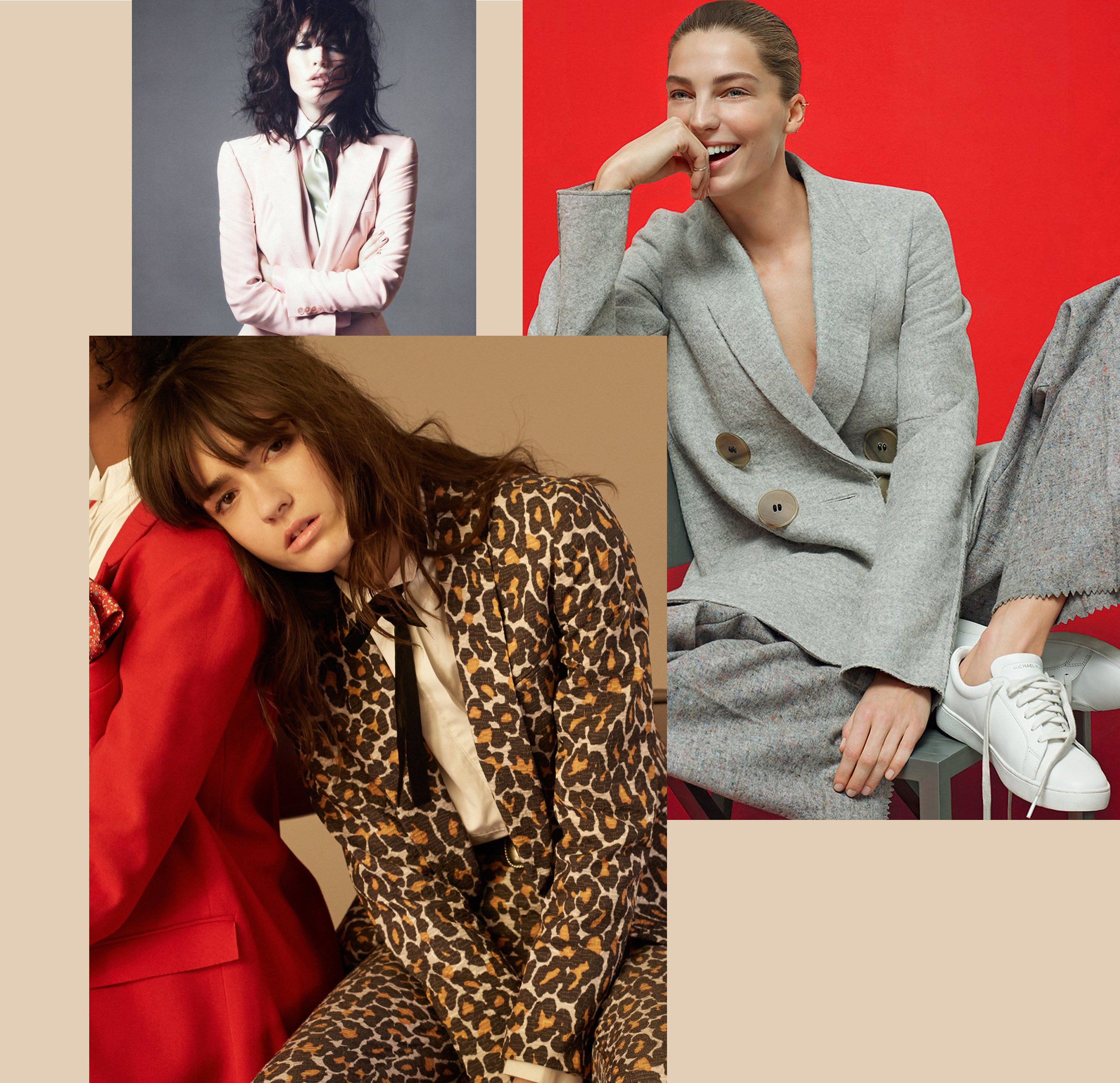 Credits - Marie Claire Brazil / Teen Vogue / Vogue