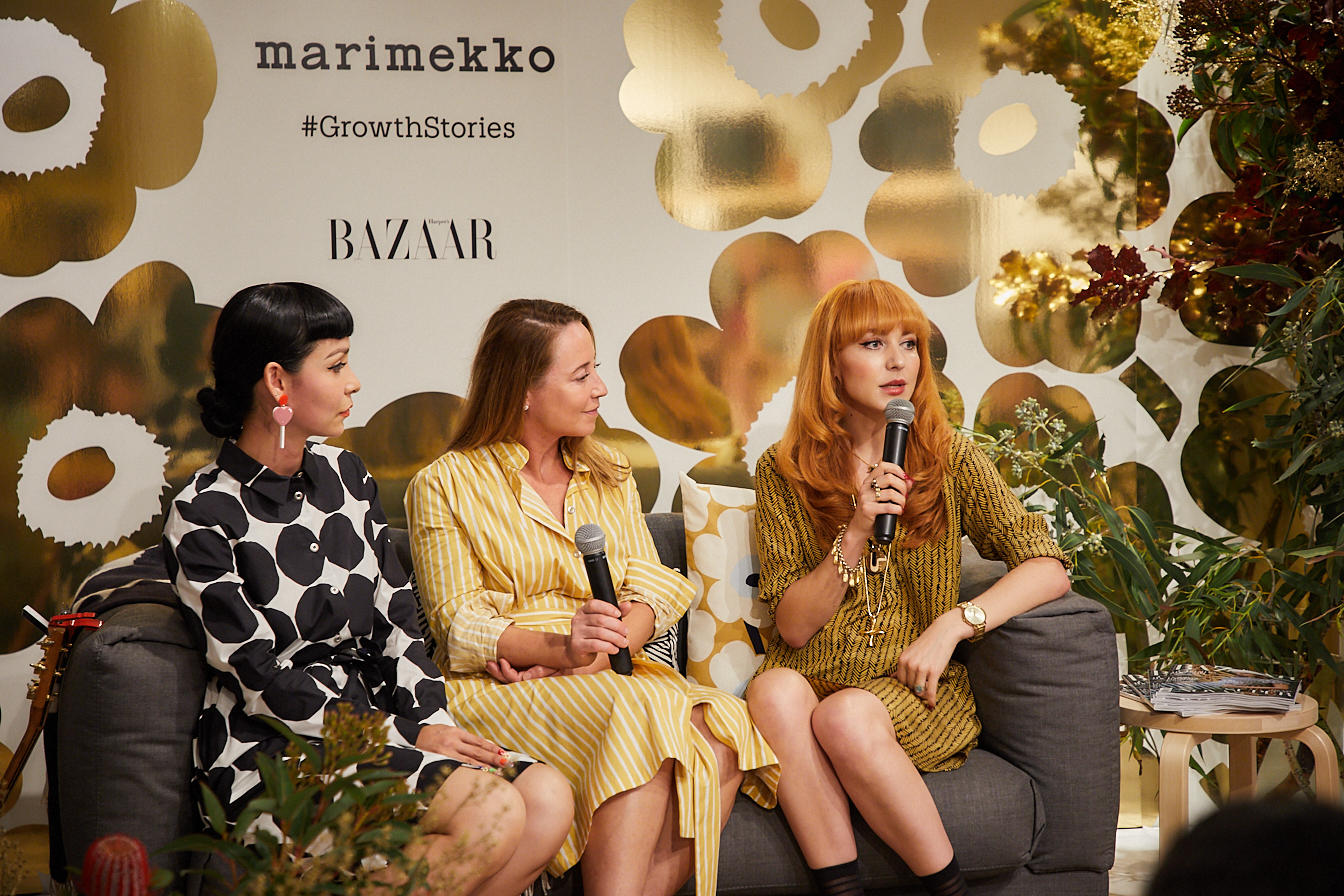 Kelly Thompson keynote speaker Marimekko