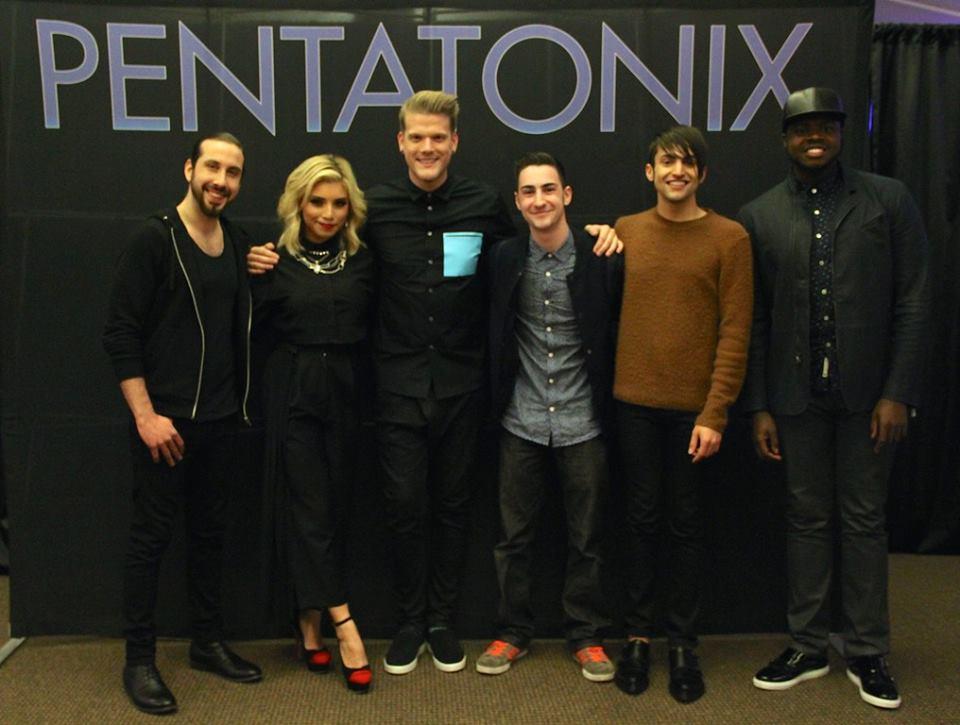 Pentatonix (2015)