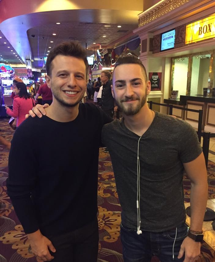 Mat Franco (Winner of AGT)