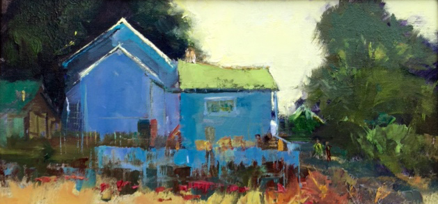 blue jean house