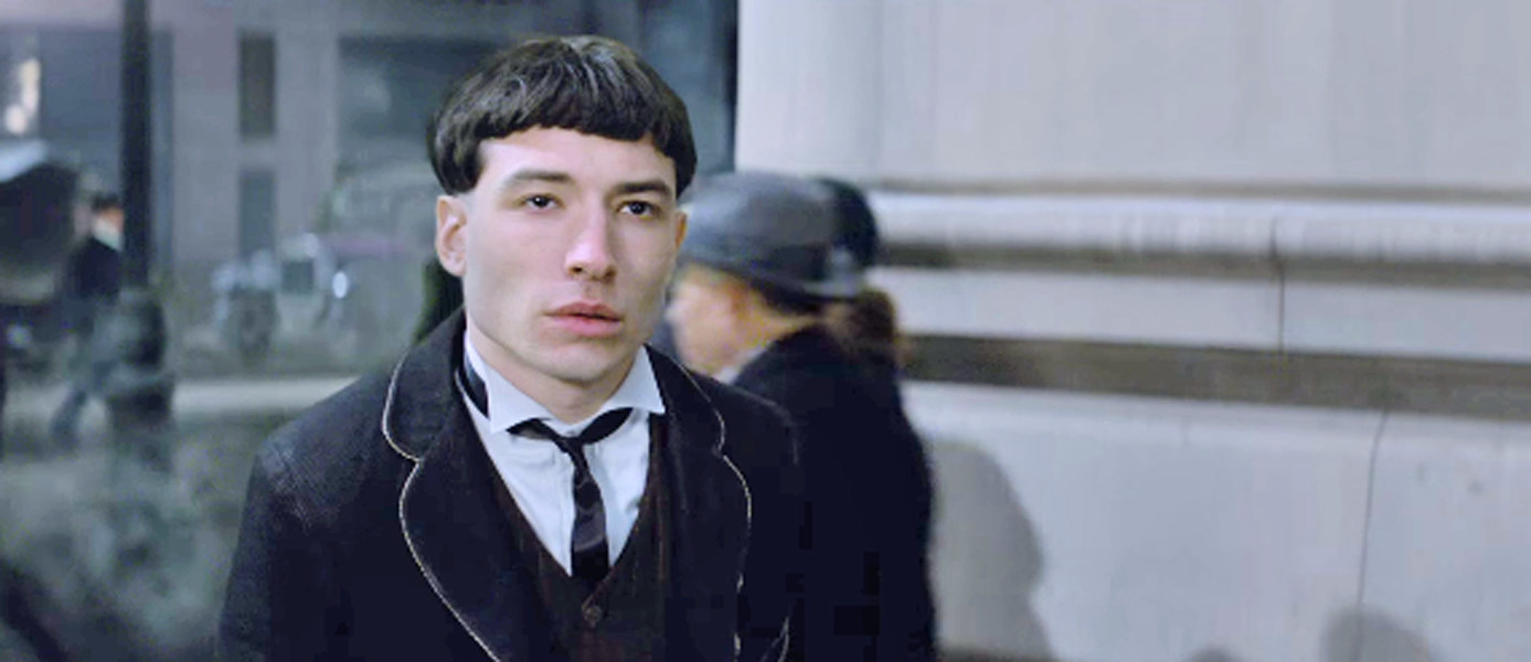 Only magic could have made that bowl cut so even.
