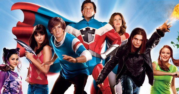 Sky High: Understanding Super Teens