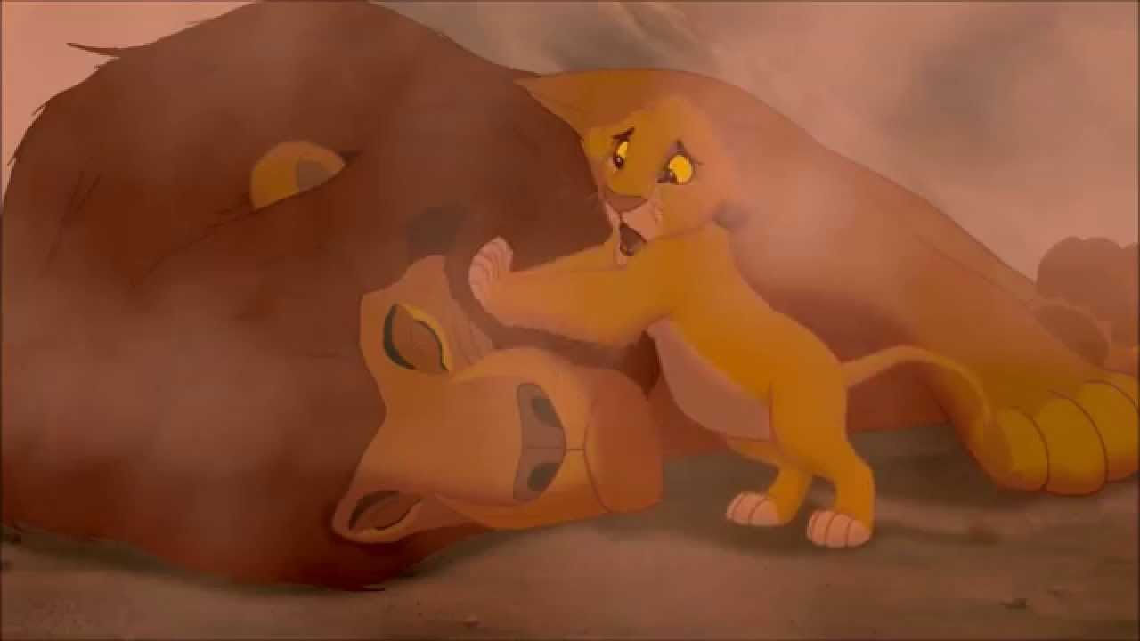 A moment of silence for the most heartbreaking moment of our childhood.